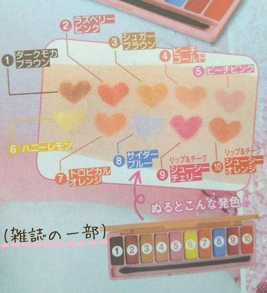 nicola 2019年9月号/nicola(ニコラ)/雑誌を使ったクチコミ(4枚目)