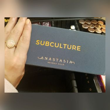 ANASTA BEVERLY HILS      SUBCULTURE/アナスタシア/パウダーアイシャドウを使ったクチコミ(1枚目)