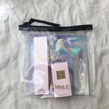 ドリームグロウマスク RR(透明感・キメ)/FEMMUE/シートマスク・パックを使ったクチコミ(4枚目)