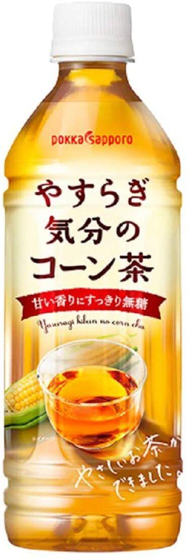 やすらぎ気分のコーン茶 Pokka Sapporo (ポッカサッポロ)