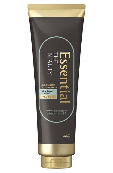 2021/8/28発売 エッセンシャル Essential THE BEAUTY 髪のキメ美容プレミアムトリートメント<エアリーリペアプレミアム>