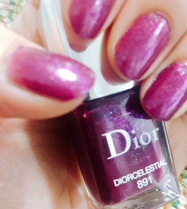 ディオール ヴェルニ/Dior/マニキュアを使ったクチコミ(2枚目)