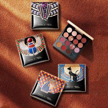 ZEESEA × 大英博物館 16 Colors Eyeshadow Tray