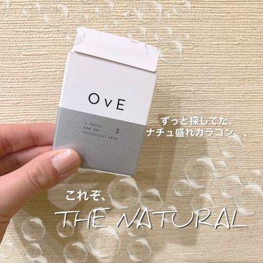 カラーコンタクト OvE