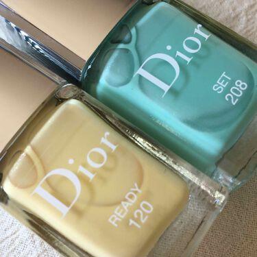ディオール ヴェルニ (サマー コレクション2020 限定色)/Dior/マニキュアを使ったクチコミ(2枚目)
