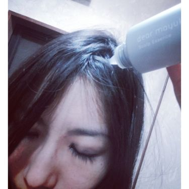 スカルプエッセンス(医薬部外品) /dear mayuko(ディアマユコ)/頭皮ケアを使ったクチコミ(3枚目)