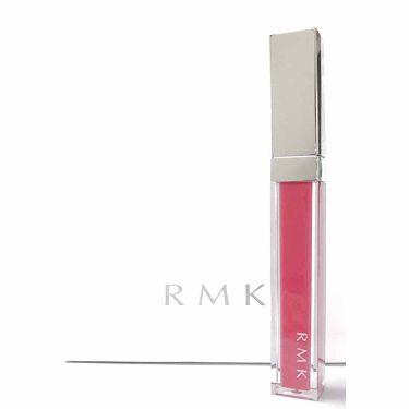 【画像付きクチコミ】友人からのプレゼント🎁可愛いカラーで乾燥しない!最高か🤗❤️#RMK#カラーリップグロス#rmkカラーリップグロス03