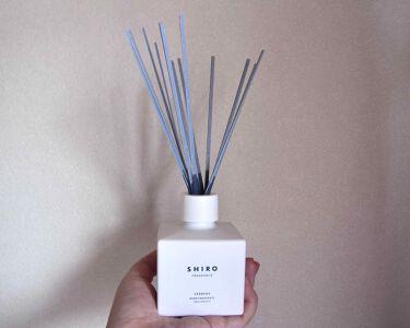 ヴァーベナ ルームフレグランス/SHIRO/香水(その他)を使ったクチコミ(2枚目)