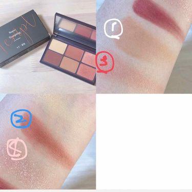 Super Tempting Eye Palette/VT Cosmetics(旧 VANT 36.5)/パウダーアイシャドウを使ったクチコミ(3枚目)