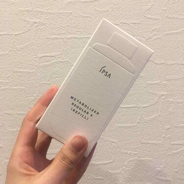 ME レギュラー 4/IPSA/化粧水を使ったクチコミ(1枚目)
