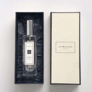 ミモザ & カルダモン コロン/Jo MALONE LONDON/香水(レディース)を使ったクチコミ(1枚目)