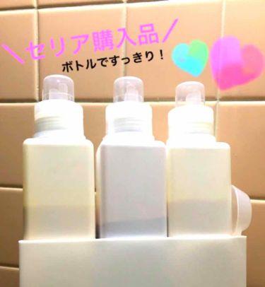 いろはさんの「セリア詰め替え用 ボトル<その他化粧小物>」を含むクチコミ