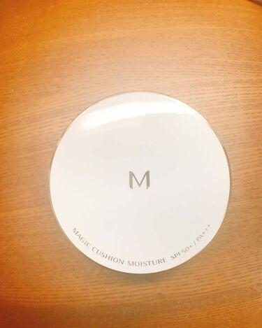水素さんの「MISSHA(ミシャ)M クッション ファンデーション(モイスチャー)<その他ファンデーション>」を含むクチコミ