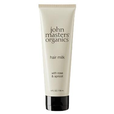 R&Aヘアミルク N(ローズ&アプリコット) john masters organics