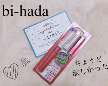 bi-hada ompa ホルダー替刃2ヶ付/貝印/スキンケア美容家電を使ったクチコミ(1枚目)