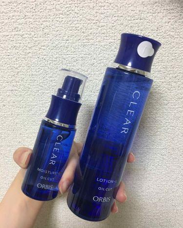 薬用 クリアモイスチャー L(さっぱりタイプ)/ORBIS/乳液 by *hana*