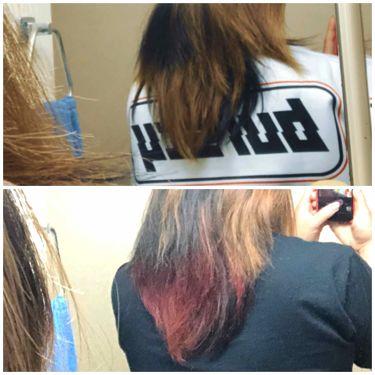 2トーン トリートメントヘアカラー/ETUDE HOUSE/ヘアカラー・白髪染め・ブリーチを使ったクチコミ(3枚目)