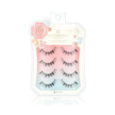 Decorative Eyelash デコラティブアイラッシュ 104 Romantic Wink