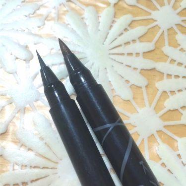 スーパーシャープライナーA/KATE/リキッドアイライナーを使ったクチコミ(2枚目)
