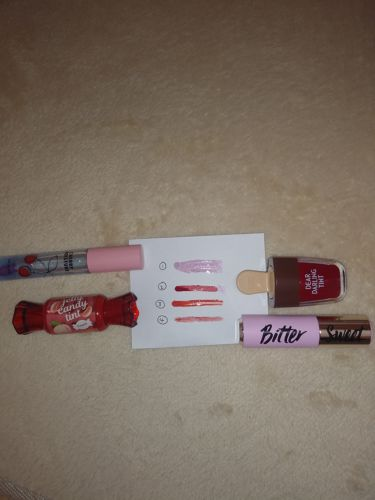 キスフル リップケア スクラブ/ETUDE HOUSE/リップケア・リップクリームを使ったクチコミ(3枚目)