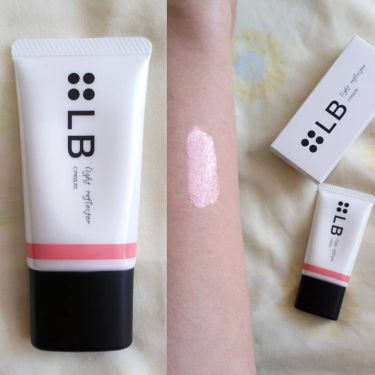 ライトリフレクタークリーム/LB/化粧下地 by Makeup Blog by Rumi 🇬🇧🇯🇵💄