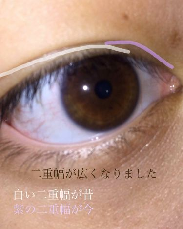 THE アイクリーム/UZU BY FLOWFUSHI/まつげ美容液を使ったクチコミ(3枚目)