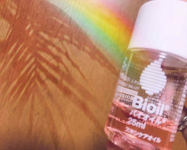 EMIKAさんの「小林製薬バイオイル<フェイスオイル・バーム>」を含むクチコミ