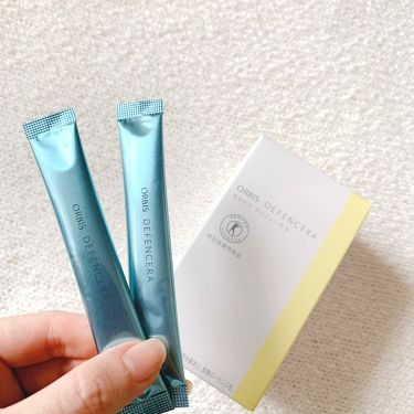オルビス ディフェンセラ/ORBIS/美肌サプリメントを使ったクチコミ(3枚目)