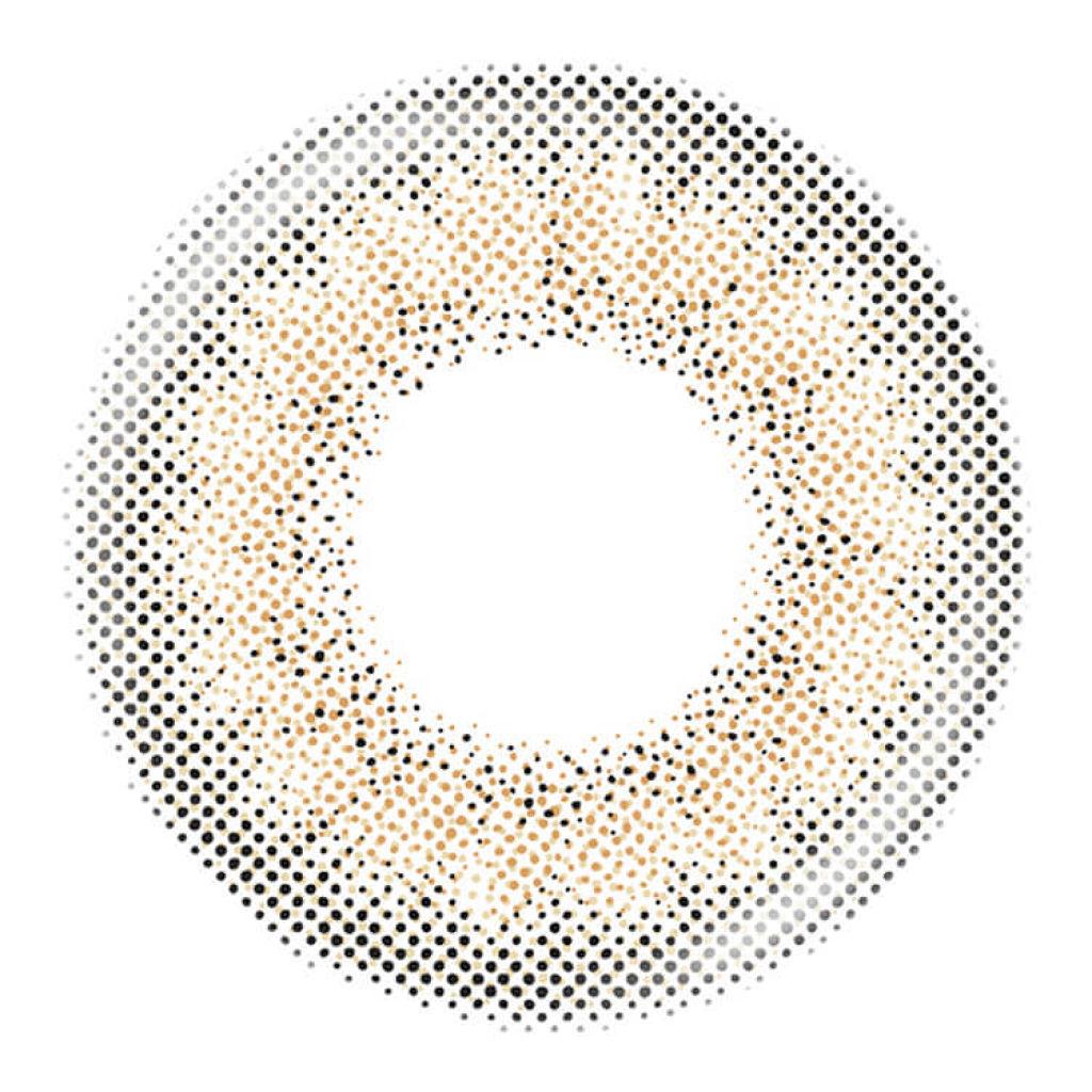 "eye closet 1day SweetSeries ""Half""(アイクローゼットワンデー スウィートシリーズ ハーフ) Cream Spoon"