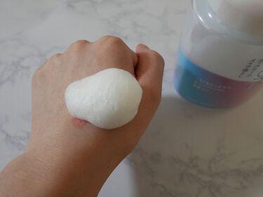 泡クリームメイク落とし/ビオレ/クレンジングクリームを使ったクチコミ(2枚目)