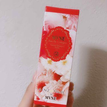 オーデコロン ナチュラルブーケ/MVNE(ミューネ)/香水(レディース)を使ったクチコミ(2枚目)