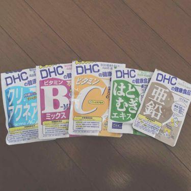 クリアクネア/DHC/美肌サプリメントを使ったクチコミ(3枚目)