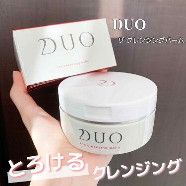ザ クレンジングバーム/DUO/クレンジングバーム by Non