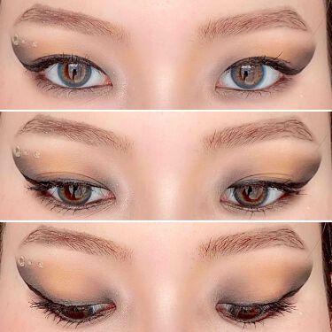 UT シャドウ パレット/NYX Professional Makeup/パウダーアイシャドウを使ったクチコミ(4枚目)