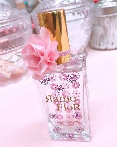 ラモ フロール  オーデコロン フレッシュキャスケードブーケの香り/ラブアンドピースパルファム/香水(レディース)を使ったクチコミ(1枚目)