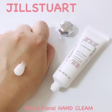 ハンドクリーム/JILL STUART/ハンドクリーム・ケアを使ったクチコミ(1枚目)