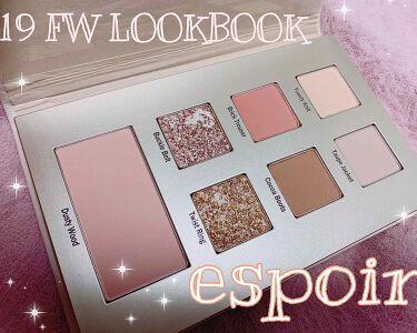 look book palette dusty brick/espoir(エスポワール/韓国)/パウダーアイシャドウを使ったクチコミ(1枚目)