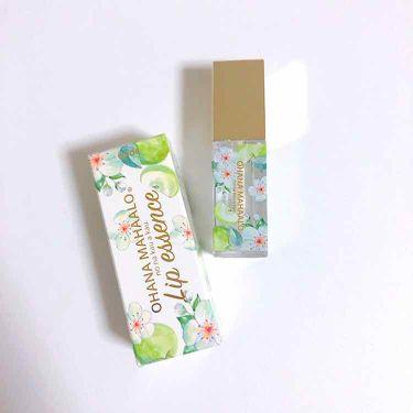 オハナ・マハロ フレグランスリップエッセンスオイル/OHANA MAHAALO/リップケア・リップクリームを使ったクチコミ(2枚目)