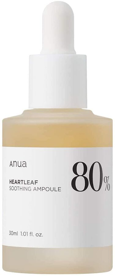 HEARTLEAF 80% SOOTHING AMPOULE