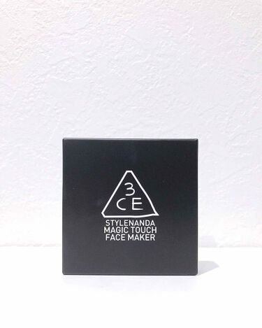 MAGIC TOUCH FACE MAKER/3CE/プレストパウダーを使ったクチコミ(3枚目)
