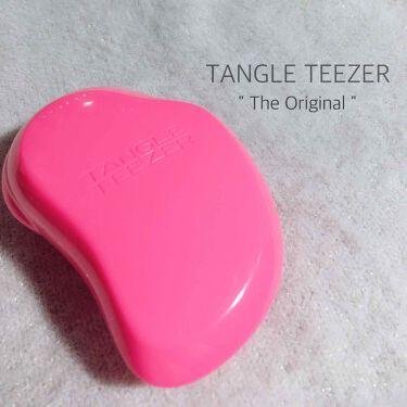 ✧ мai ✧さんの「TANGLE TEEZER(タングル ティーザー)The Original<ヘアケアグッズ>」を含むクチコミ