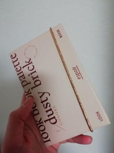 19A/W Look Book Palette Dusty Brick/espoir(エスポワール/韓国)/パウダーアイシャドウを使ったクチコミ(1枚目)