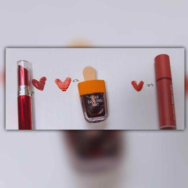 ウルトラ HD ジェル リップカラー/REVLON(レブロン)/口紅を使ったクチコミ(3枚目)