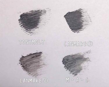 フレアリングカールマスカラ/CANMAKE/マスカラを使ったクチコミ(3枚目)