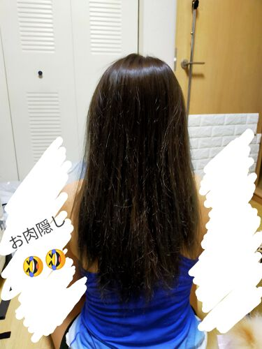 カラーリングミルク/パルティ/ヘアカラー・白髪染め・ブリーチを使ったクチコミ(3枚目)