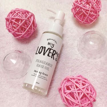 その他 myLOVER'S fragrance hair oil healing grace