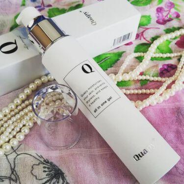 オールインワンジェル/Quapy/オールインワン化粧品を使ったクチコミ(1枚目)