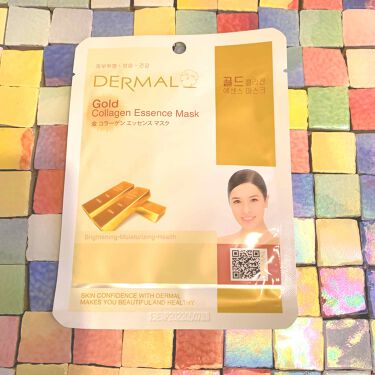 エッセンスマスク/DERMAL/シートマスク・パックを使ったクチコミ(1枚目)