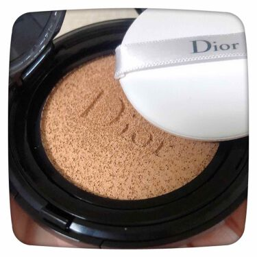 ディオールスキン フォーエヴァー クッション/Dior/クッションファンデーションを使ったクチコミ(2枚目)