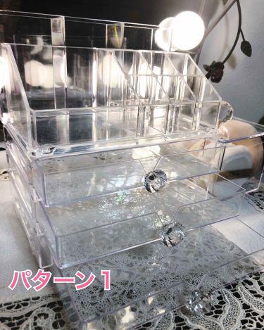 コスメケース (長方形)/DAISO/その他を使ったクチコミ(1枚目)